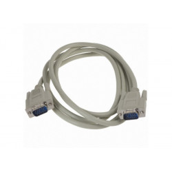 (CAP301) 2M MALE TO MALE VGA CABLE