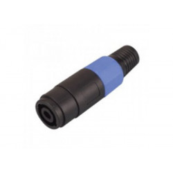 (CON410) 4 PIN SPEAKON FEMALE INLINE SOCKET