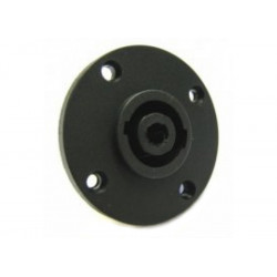 (CON421) ROUND SPEAKON SOCKET