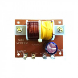(CRO150) Low Pass Filter Crossover 8 Ohm