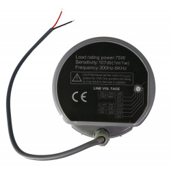 (PAH075) Horn Driver 75W 100V Screw-on