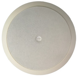 """(PAC082) VIPER 8"""" COAXIAL ROUND CEILING SPEAKER QUICK FIT 100W MAX"""