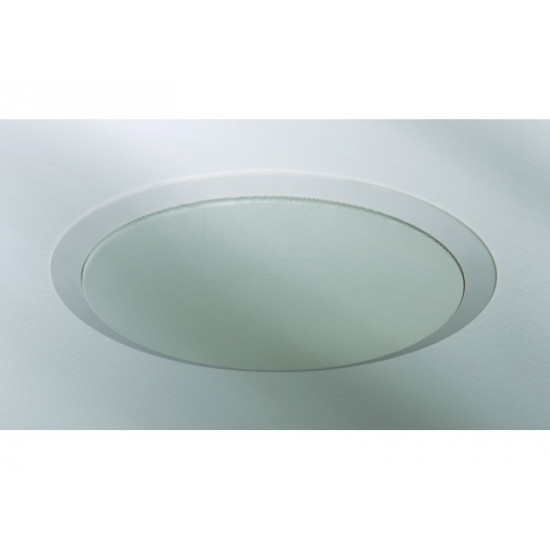 """(PAC062) 6.5"""" COAXIAL ROUND CEILING SPEAKER QUICK FIT 80W MAX"""
