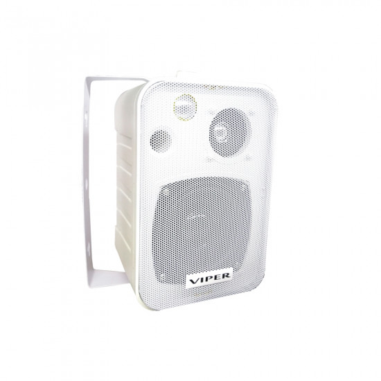 "(LSW046T) Viper 4"" Wall Mount Speaker with 100V line 10W"