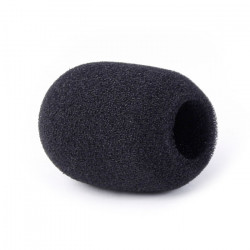 (MIA025) WINDSHIELD FOR TIE PIN MICROPHONE