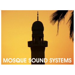 MOSQUE SOUND SYSTEMS
