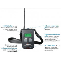 WIRELESS TOUR GUIDE SOUND SYSTEM