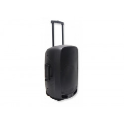 PORTABLE BATTERY OPERATED PA SOUND SYSTEM FOR FUNERAL PARLOURS