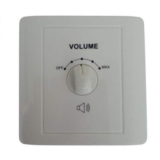 (PAV030) 100V LINE 30W VOLUME CONTROL ON PANEL