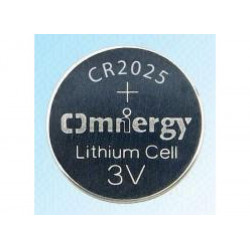 (PWR207) 3V LITHIUM CR2025 BATTERY
