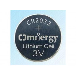 (PWR206) 3V LITHIUM CR2032 BATTERY