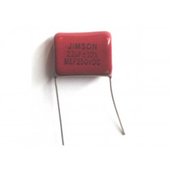 (CRC060) 250V POLYESTER CAPACITOR 2.2UF