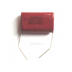 (CRC062) 250V POLYESTER CAPACITOR 3.3UF