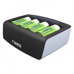 (PWR102) VARTA UNIVERSAL CHARGER FOR NiMH BATTERIES (4 x AAA /AA /C/D  (1 x 9V ))